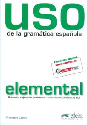 Imagem de USO DE LA GRAMATICA ESPANOLA ELEMENTAL - NUEVA EDICION REVISADA Y A COLOR