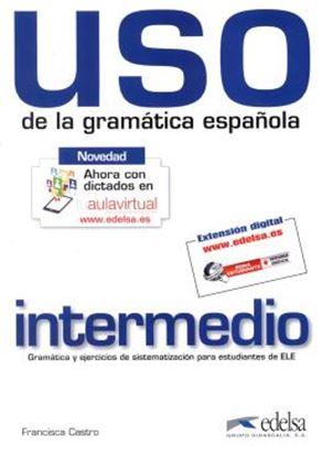Imagem de USO DE LA GRAMATICA INTERMEDIO - NUEVA EDICION REVISADA Y A COLOR