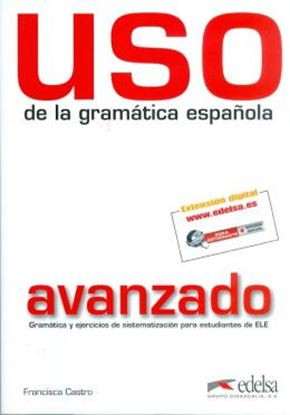 Imagem de USO DE LA GRAMATICA ESPANOLA - AVANZADO NUEVO EDICION