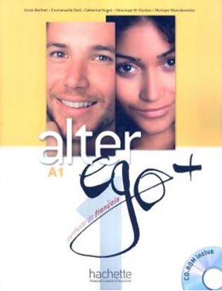 Imagem de ALTER EGO+ 1 - LIVRE DE L´ELEVE + CD-ROM + PROJETS (A1)