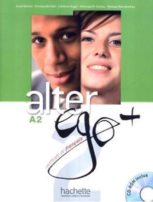 Imagem de ALTER EGO+ 2 - LIVRE DE L´ELEVE + CD-ROM (A2)