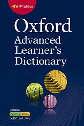 Imagem de OXFORD ADVANCED LEARNERS DICTIONARY - 9TH ED