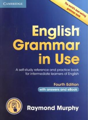 Imagem de ENGLISH GRAMMAR IN USE WITH ANSWERS AND INTERACTIVE E-BOOK - 4TH ED