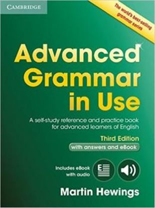 Imagem de ADVANCED GRAMMAR IN USE WITH ANSWERS AND INTERACTIVE EBOOK - 3RD EDITION
