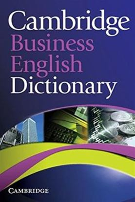 Imagem de CAMBRIDGE BUSINESS ENGLISH DICTIONARY