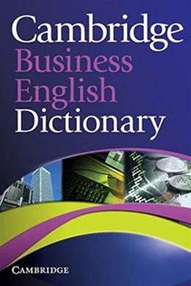 Imagem de CAMBRIDGE BUSINESS ENGLISH DICTIONARY