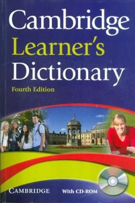 Imagem de CAMBRIDGE LEARNERS DICTIONARY WITH CD-ROM - 4TH ED