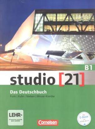 Imagem de STUDIO 21 B1 KURS- UND UBUNGSBUCH MIT DVD-ROM
