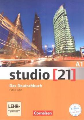 Imagem de STUDIO 21 - DAS DEUTSCHBUCH (A1) ( KURS - UND UBUNGSBUCH MIT DVD ROM ) - DVD E-BOOK MIT AUDIO, INTERAKTIVEN UBUNGEN, VIDEOCLIPS